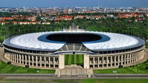 Berlin Olympic Stadium by pingallery