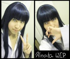 cosplay W.I.P - Hinata by AznTranquility
