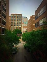 Tulane Hosptial Street View, New Orleans 5 by AshleyDay44