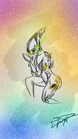 [Warframe] Nyx prime by OPinArt