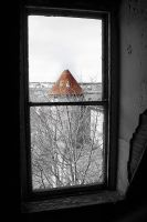 The tower from inside by minus-blindfold