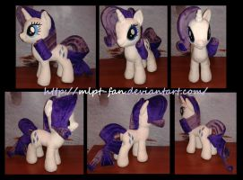 giveaway Rarity =) by MLPT-fan