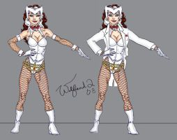 White Witch - Amalgam redesign by Walfiend2
