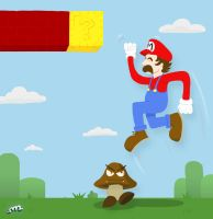 Its'a Me by protoPrimus