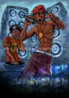 hip hop way of life by estivador