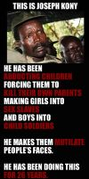 STOP KONY THIS 2012 by JacquezMin