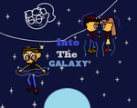 Into The Galaxy by Dysartist