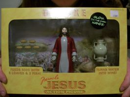 Jesus Christ Acton Figure by Cardius