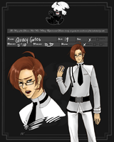 Quincy Gates by RiaInks