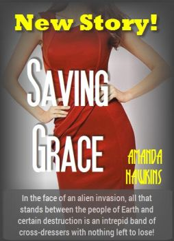 Saving Grace promo by amandahawkins71