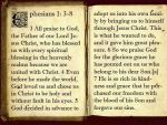 Old World Bible page by worshipgirl