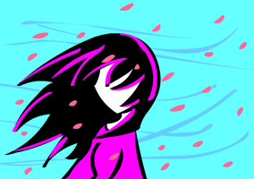 Petals in the Wind by Impendidngdoom46