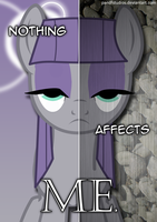Two Sides of Maud Pie by PandFStudios