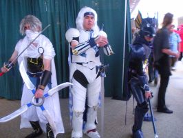 Otakon 09: Warriors by Rose-Vicious