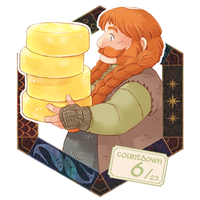 THE HOBBIT BoFA Countdown 06 by karama-wari
