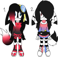 Sonic Adoptables +TAKEN+ by Sky-Yoshi