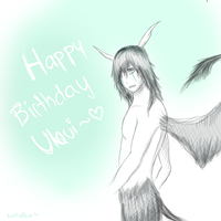 Happy Birthday Ulquiii~ by LuckyPaw