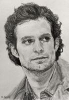 Pencil Drawing: Henry Cavill by SHParsons
