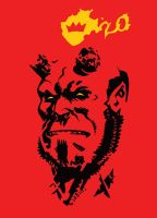Happy Hellboy Day! by francesco-biagini
