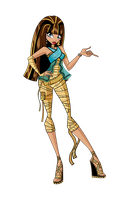 PC - Cleo De Nile by WinX-Magic