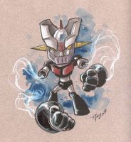 MazingerZ by airold