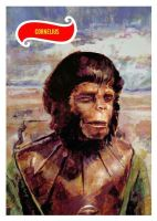 Planet of The Apes Cornelius by hill19652000