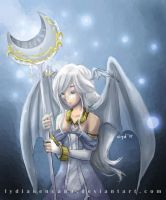 White Moonlight by lydiakencana
