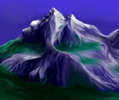 Mountains by LittleMads