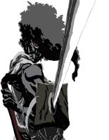 Afro Samurai 4 by daylover1313