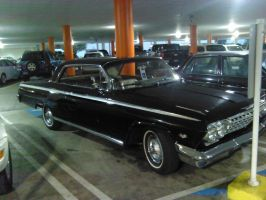 1962 Chevrolet Impala by Shadow55419