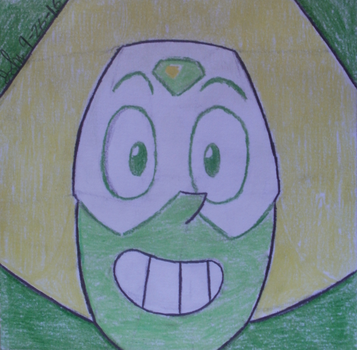 Request - Peridot by JohnMarkee1995