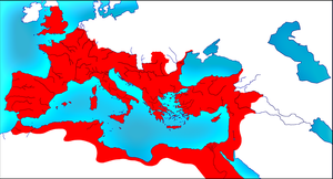 Roman Empire in 217-218 by woodsman2b