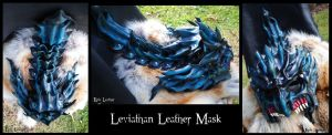 Leviathan Leather Mask by Epic-Leather