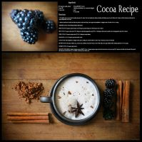 Cocoa Recipe by ElinasArt
