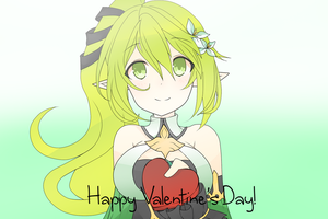 Elsword - Happy Valentine's Day! by vivi-ne