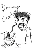 Drawing Crooked!! by PHM-Productions
