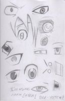 Soul Eater Eyes by chezticle