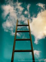 Stairs to the heaven by KatoSpiegel
