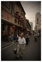 shanghai afternoon by brandybuck