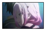 Shu And Inori Stamp by Letmeliveff7