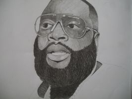 Rick Ross by MontyKVirge