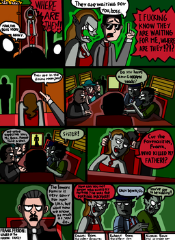 Headhunters Chapter 2 page (6-11) by Emineitor