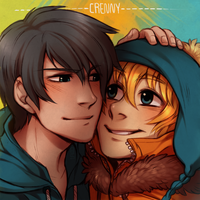 [Crenny] Crenny forever by Aishishi