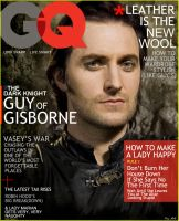 GQ Guy of Gisborne by GreyMills
