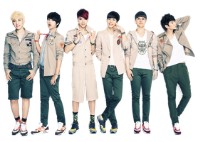 VIXX png [render] by Sellscarol