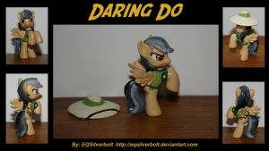 Daring Do Custom Blind Bag by EQSilverbolt