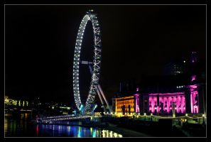 The Wheel by Rustmouth