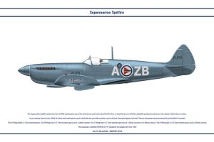Spitfire PR 11 Norway 1 by WS-Clave
