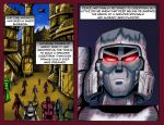 transformers wisdom 3 of 3 Letters by Wielder