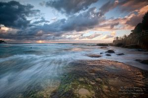 On the Rocks - Bronte, NSW by FireflyPhotosAust
